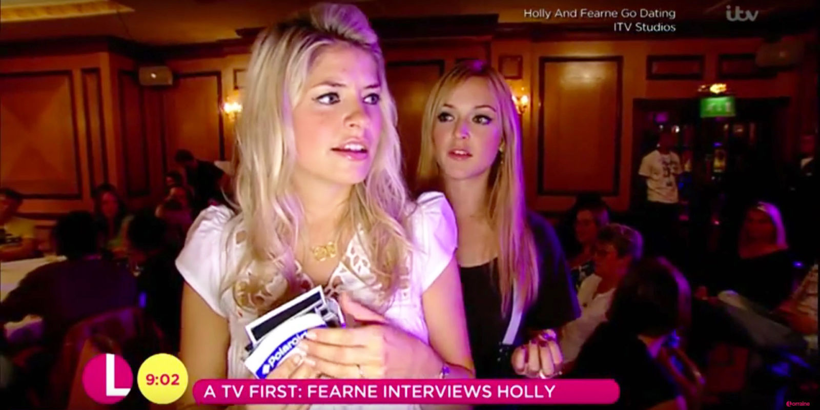 holly and ferne go dating