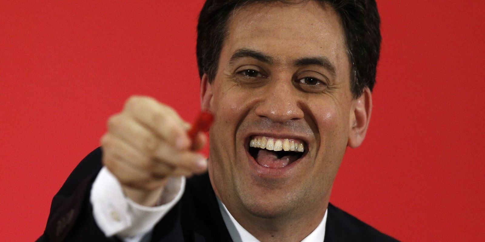 Ed Miliband is making a huge comeback... on Radio 2