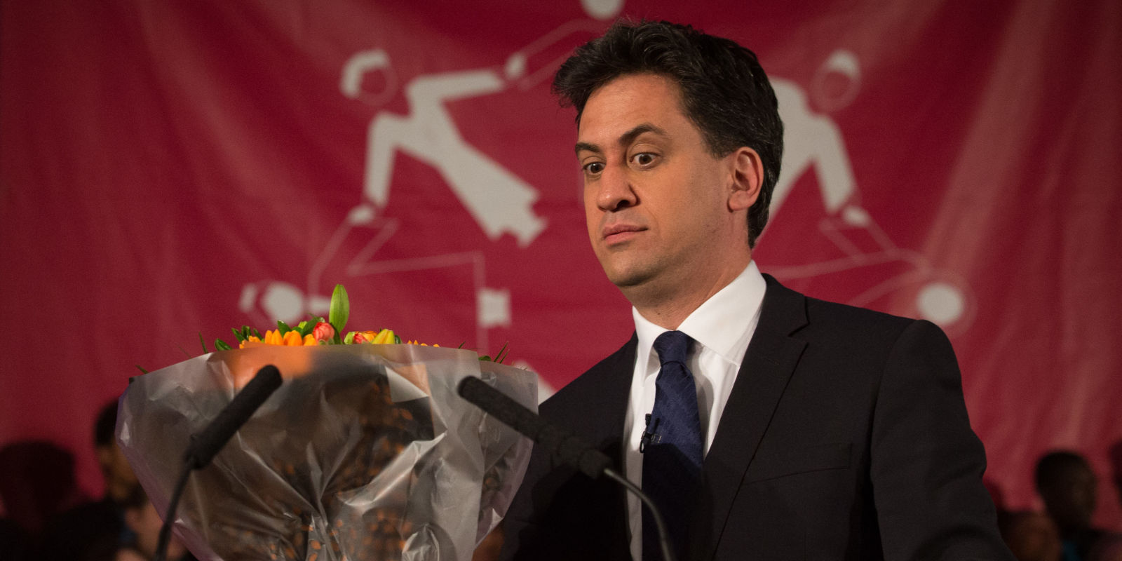 Listen to Ed Miliband attempt a death metal scream