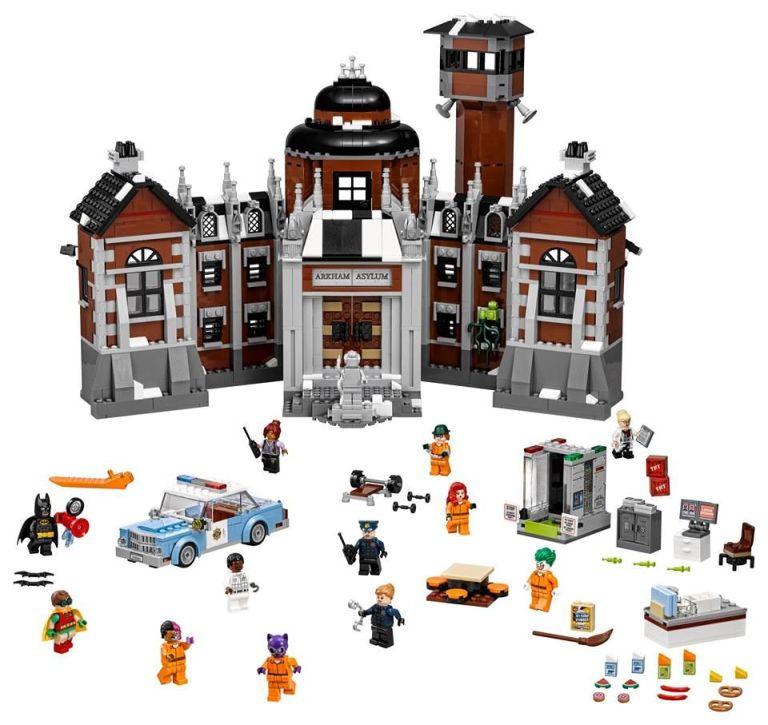 the best movie lego sets from back to the future to star wars