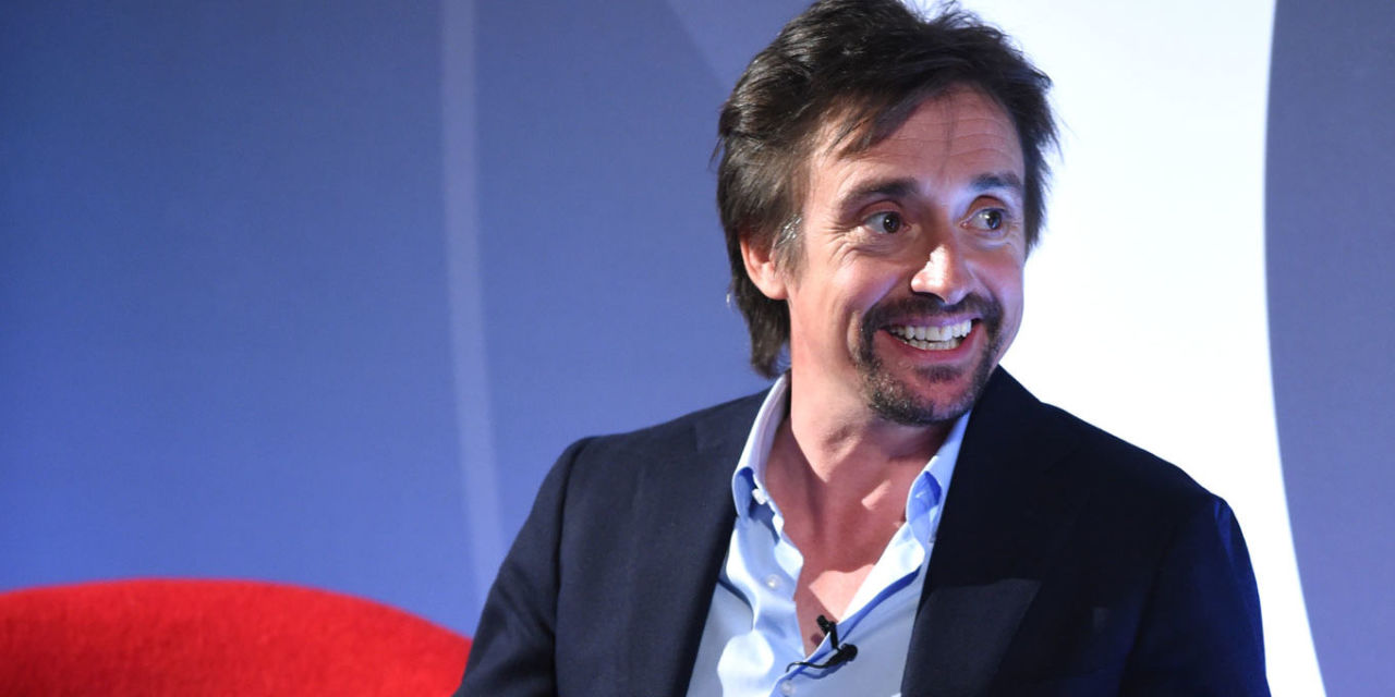 Richard Hammond is airlifted to hospital after being ...