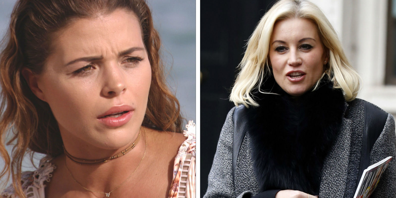 Denise Van Outen rips into TOWIE's Chloe Lewis: 'She ignored our emails'