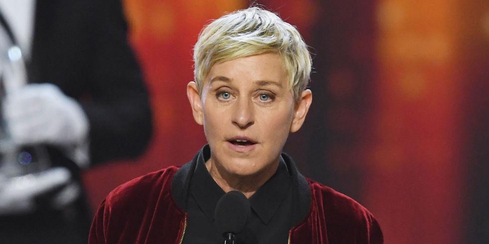 Ellen show vibrator