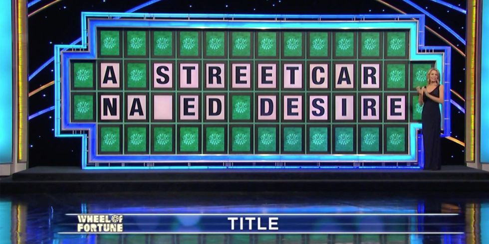 Is this Wheel of Fortune answer one of the worst ever in a quiz show?