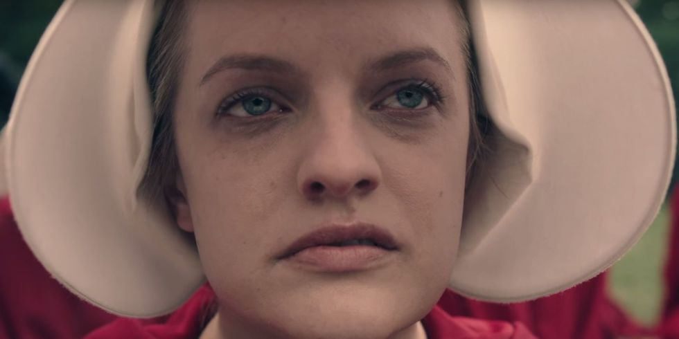 The Handmaid's Tale trailer grab