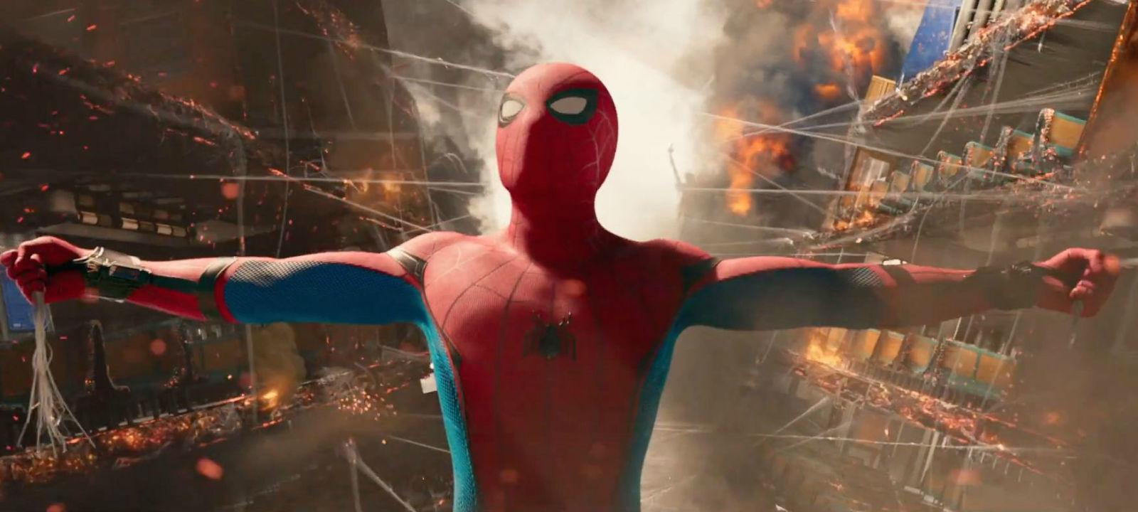 """Képtalálat a következőre: """"spider man homecoming tom holland"""""""