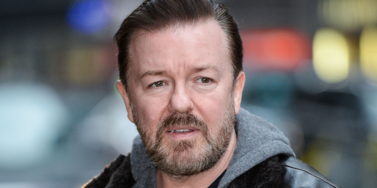 Ricky Gervais Breaks Silence On Rumours Hes Fallen Out With Stephen
