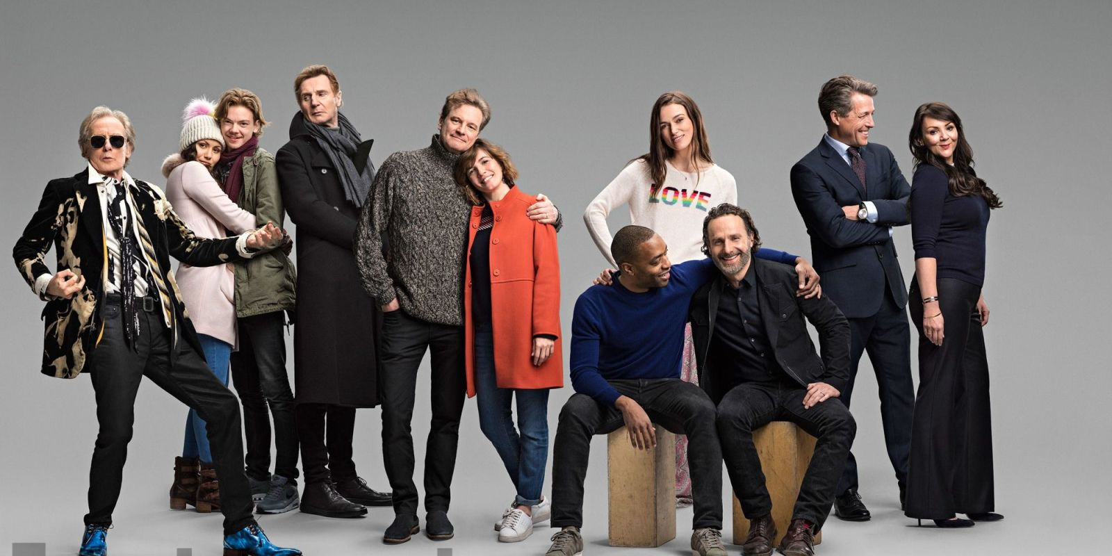 Comic Reliefs Love Actually Reunion Is Still Going On And Now You