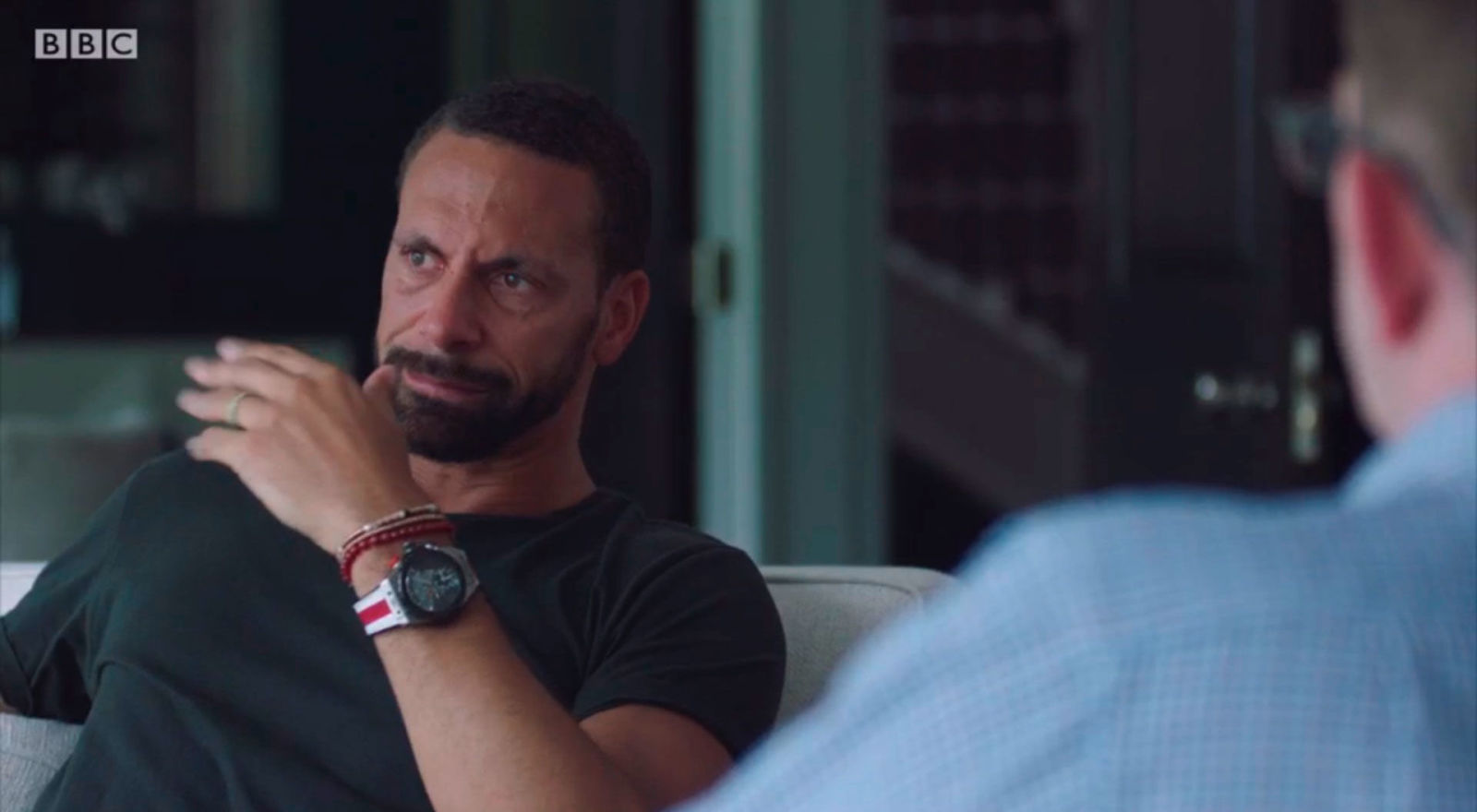 All the heartbreaking reaction to Rio Ferdinand s grief