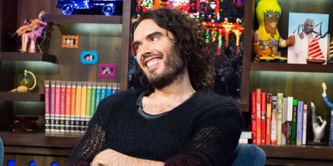 Russell Brand returns to radio with Radio X comedy show