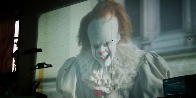 horror clown ti