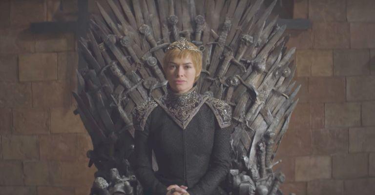 Lena Headey in Game of Thrones season 7