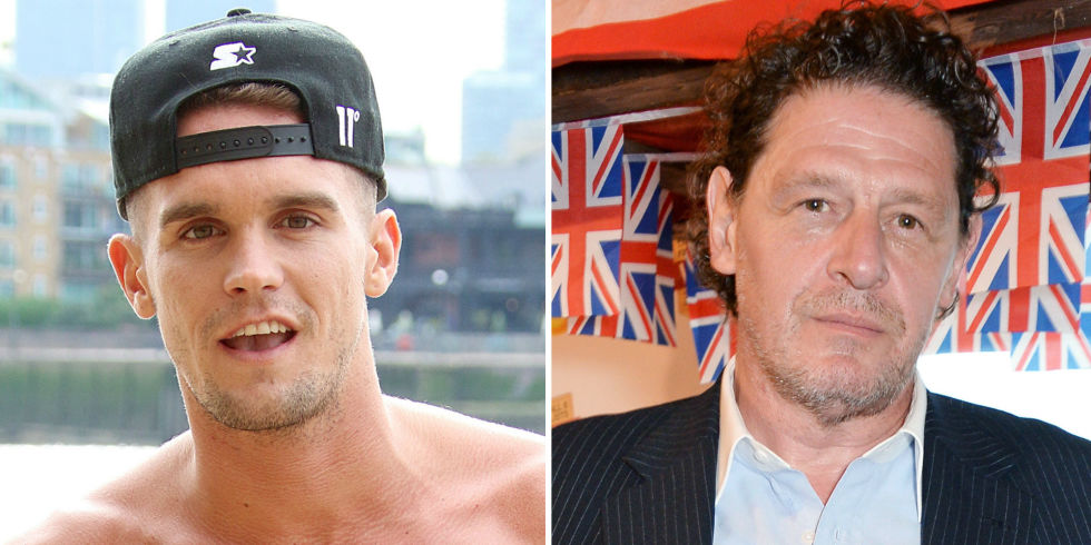 Gaz Beadle teaming up with Marco Pierre White for Hell\'s Kitchen ...