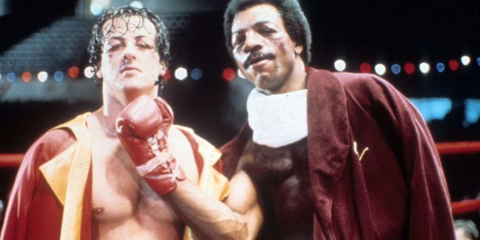 Meet the artist who bloodied up Sylvester Stallone in &#39-Rocky ...