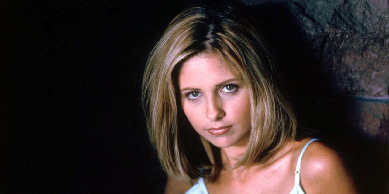 Opinion Buffy the vampire naked