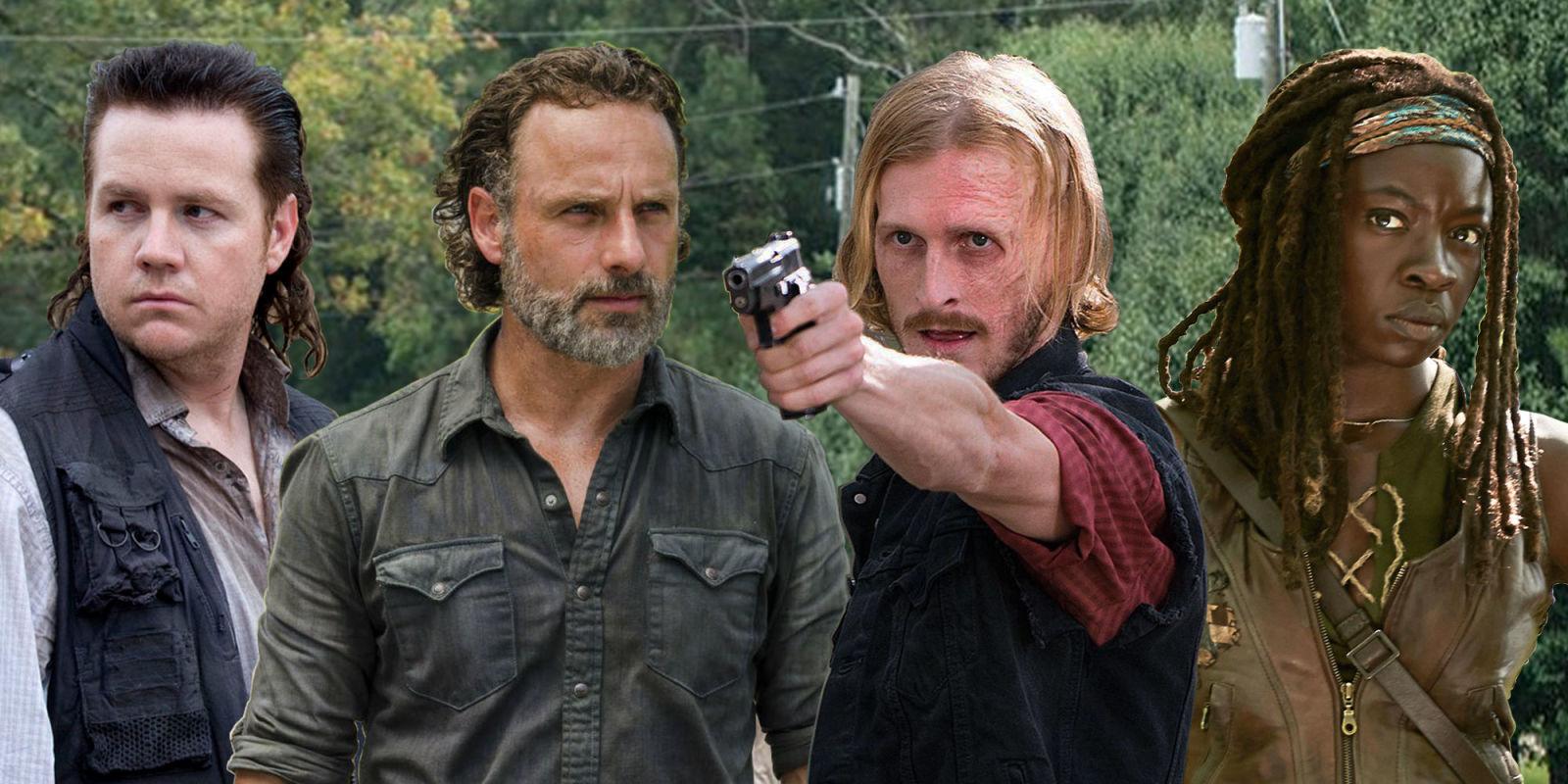 The Walking Dead Staffel 8 Kinox