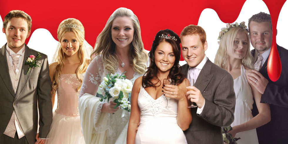 Soapstars Who D On Their Wedding Day Max Cunningham Ronnie Mitchell Bradley Branning