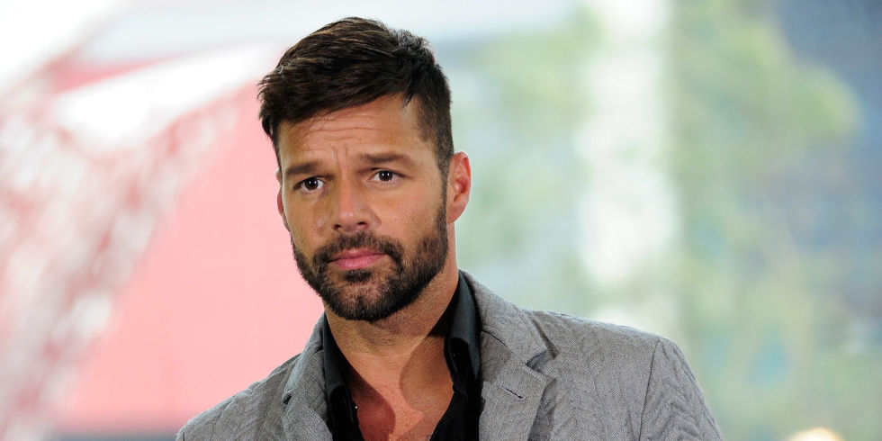 Ricky Martin At The Monte Carlo Resort And On November