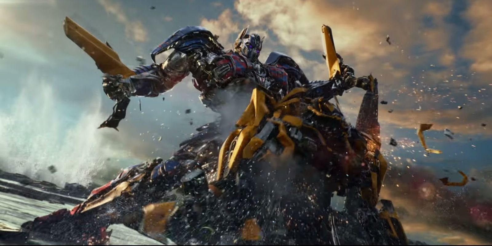 Michael Bay promises that Transformers: The Last Knight is the shortest sequel yet