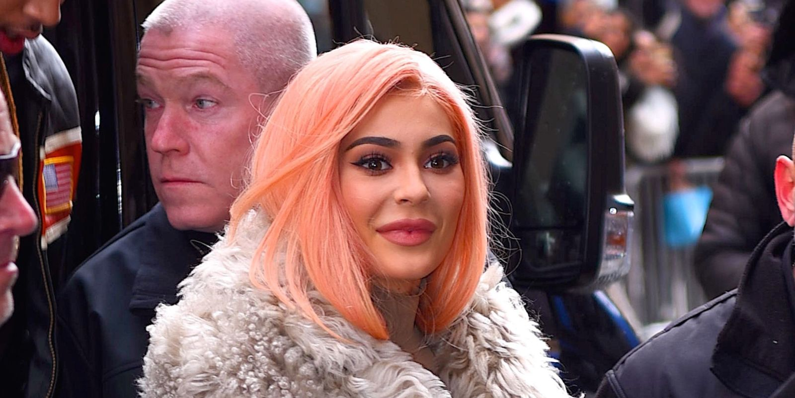 Kylie Jenner goes on prom date after student is rejected