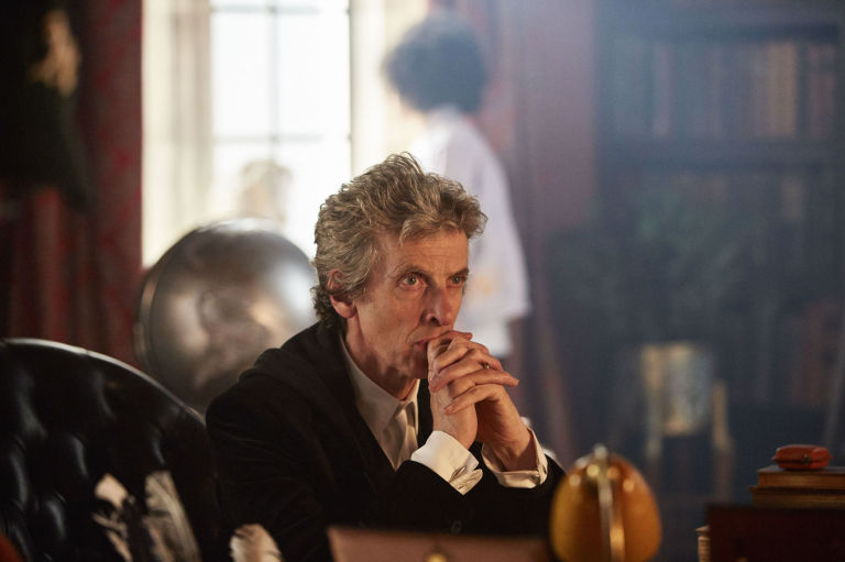 Image result for Doctor Who Finale Synopsis Teases Peter Capaldi's Surprising Regeneration