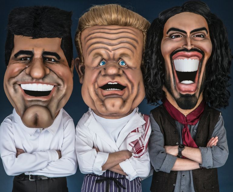 ITV's Bigheads