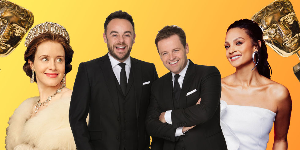 Bafta Nominations 2017 The Crown Ant And Dec S Saay Night Takeaway