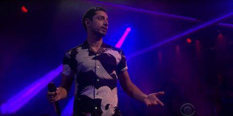 Riz Ahmed slams James Corden as Graham Norton rip-off