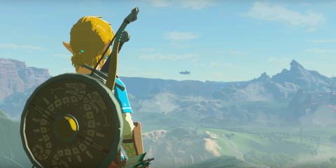 """Breath of the Wild """"100 per cent"""" speedrun record takes streamer 49 hours"""