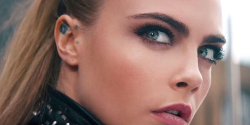 Cara Delevingne's Rimmel make-up advert pulled after 'misleading ...