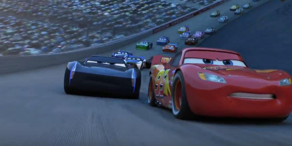 New Cars 3 Trailer Is Like A Futuristic Rocky As Lightning McQueen