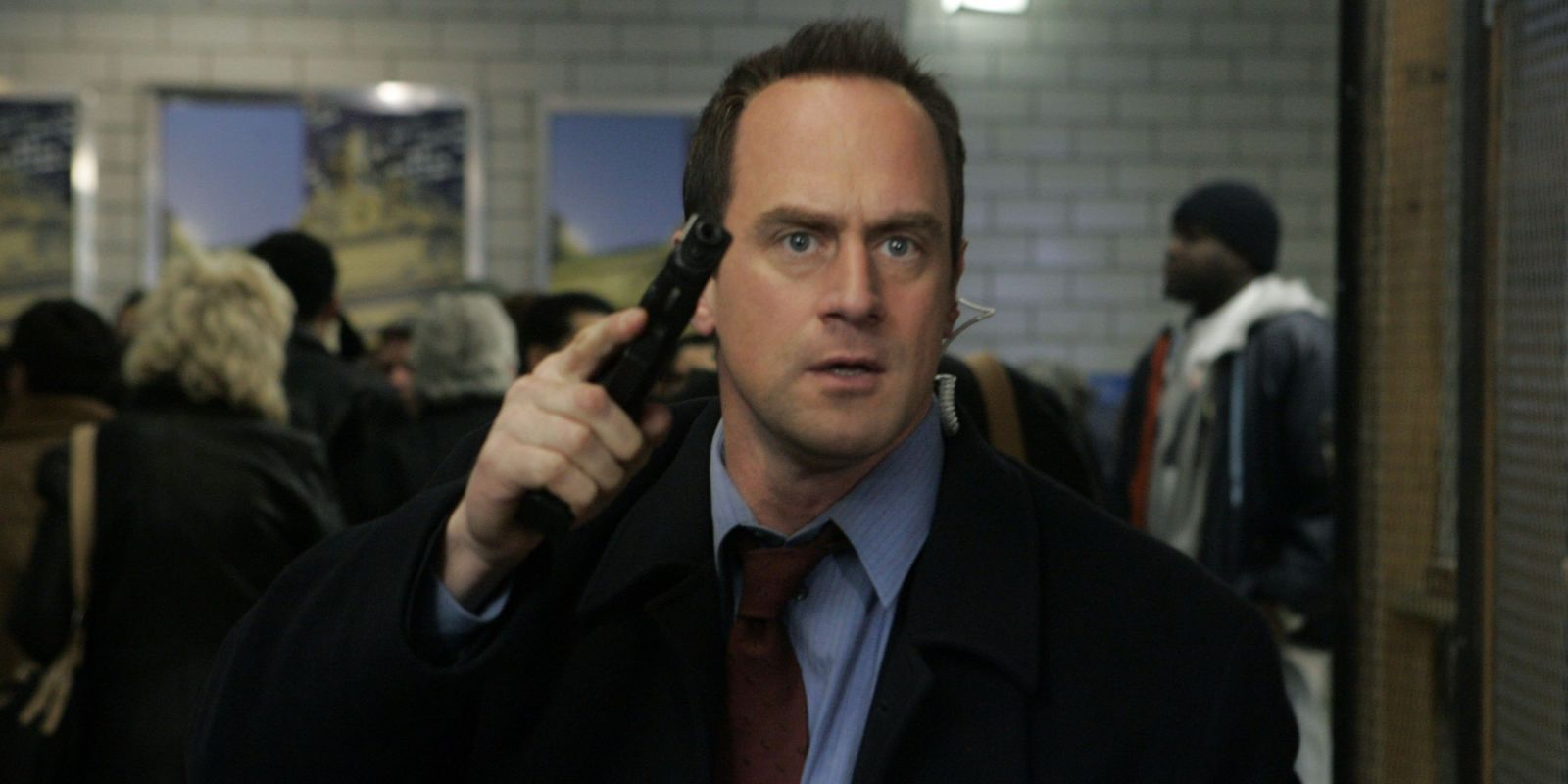 Christopher Meloni has 'never been asked' to return to Law ... Christopher Meloni Law And Order