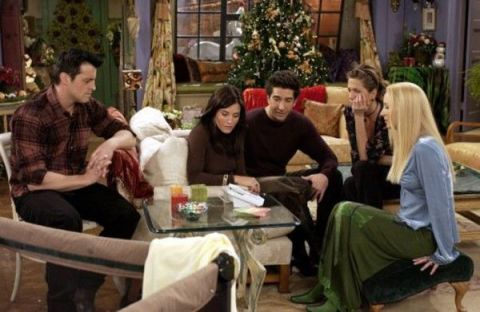 230th the one with christmas in tulsa season 9 - Best Friends Christmas Episodes