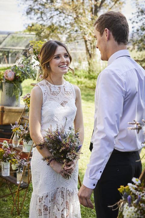 Kris and denise wedding