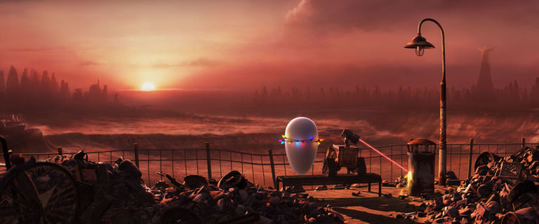Wall-E - Urban/Tech Gallery (movie/game) - SkyscraperCity