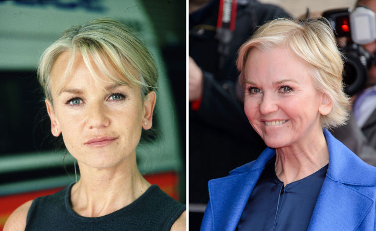 Image result for lisa maxwell then and now
