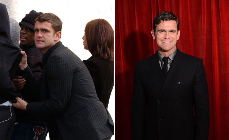 The Bill - then and now Scott Maslen