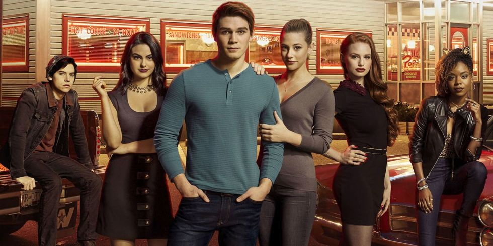 Riverdale originally rejected kj apa lili reinhart and camila mendes riverdale cast m4hsunfo
