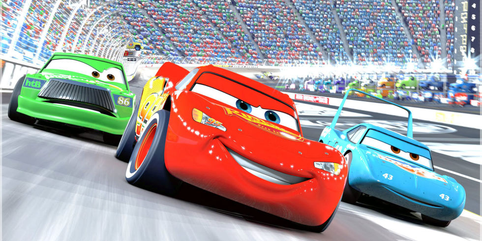 New Cars 3 trailer is like a futuristic Rocky as Lightning McQueen ...