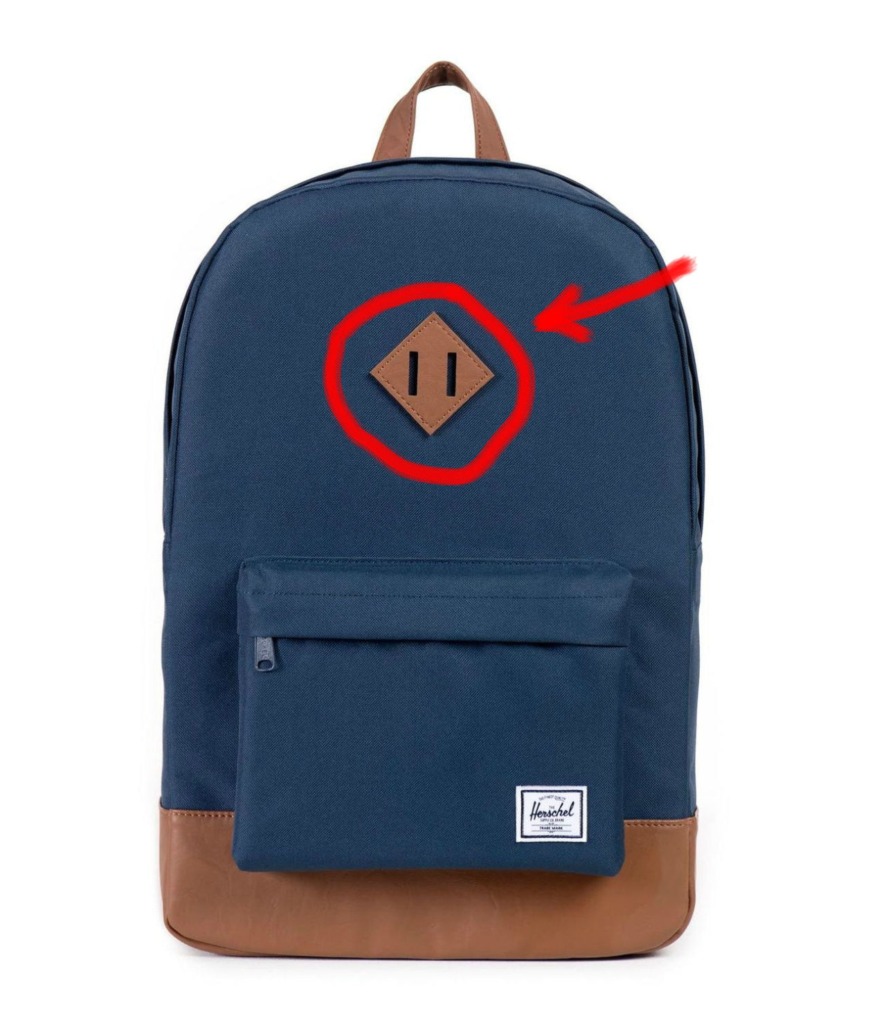 Heres What Those Weird Diamonds On Rucksacks Are Really For Pin Desulfator Circuit Diagram Image Search Results Pinterest