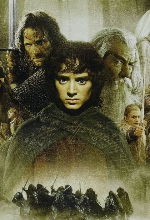 Films: 6 / Total: $5,895,804,182 1. Fellowship of the Ring (2001) -$887,210,9852. The Two Towers (2002) -$934,699,6453. Return of the King (2003) -$1,141,403,3414. An Unexpected Journey (2012) -$1,017,003,5685. Desolation of Smaug (2013) -$960,366,8556. Battle of the Five Armies (2014) -$955,119,788