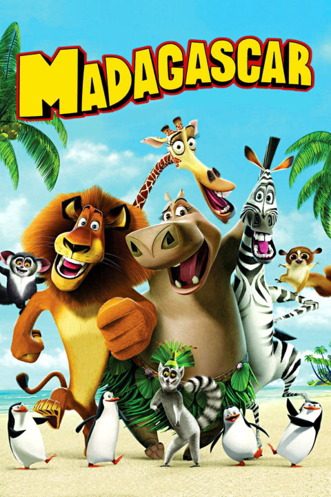 Films: 4 / Total: $2,270,648,592 1. Madagascar (2005) -$556,559,5662. Escape 2 Africa (2008) -$599,516,8443. Europe's Most Wanted (2012) -$746,921,2714. Penguins of Madagascar (2014) -$367,650,911