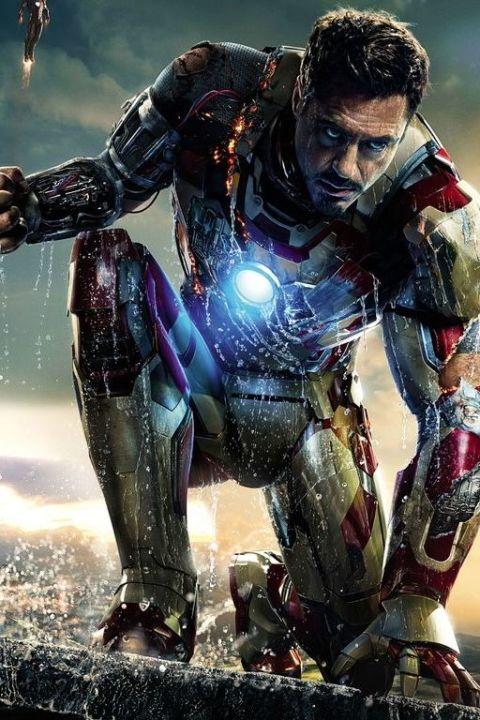 Films: 3 / Total: $2,423,557,729 1. Iron Man (2008) - $584,604,1262. Iron Man 2 (2010) - $623,561,3313. Iron Man 3 (2013) - $1,215,392,272
