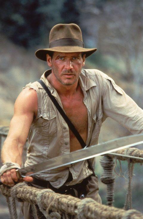 Films: 4 / Total:$1,983,736,193 1. Raiders of the Lost Ark (1981) -$389,925,9712. Temple of Doom (1984) -$333,080,2713. Last Crusade (1989) -$474,171,8064. Kingdom of the Crystal Skull (2008) -$786,558,145