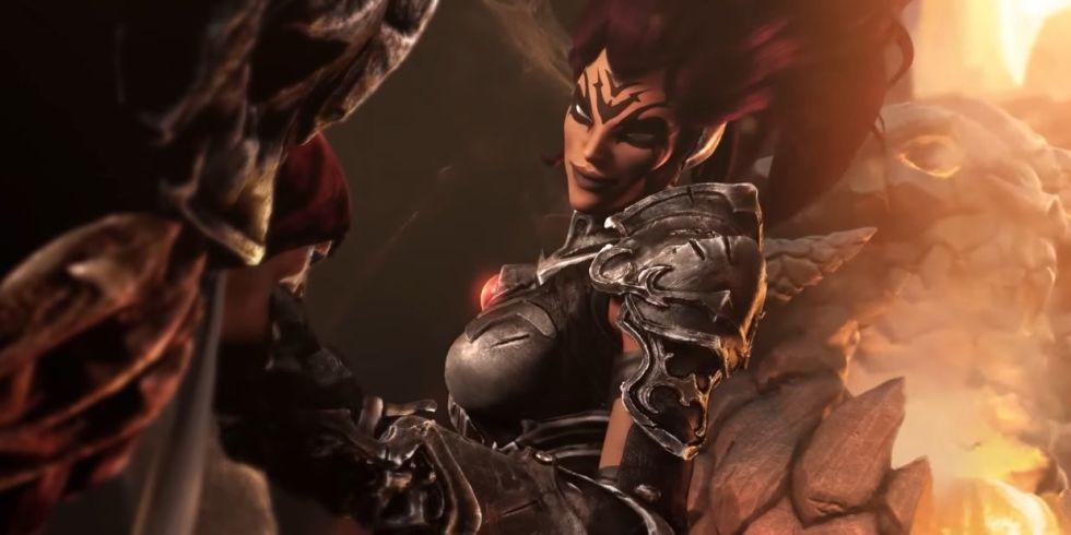 скачать игру Darksiders 3 через торрент - фото 7