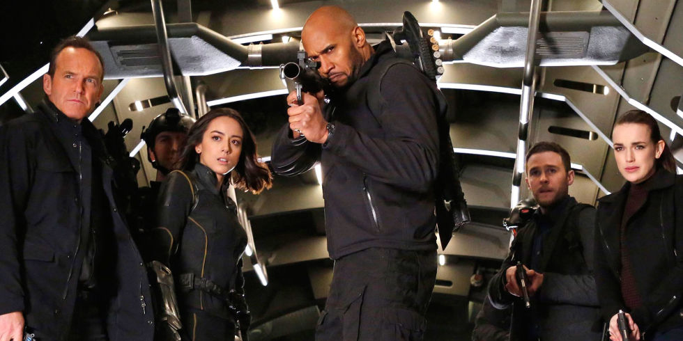 agent shield staffel 4