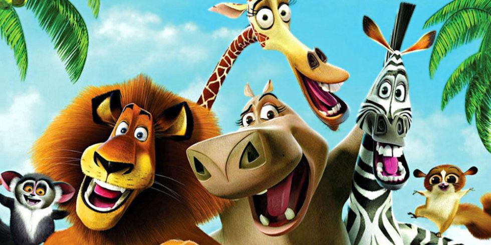 Madagascar (2005) HINDI Full Movie [HD]
