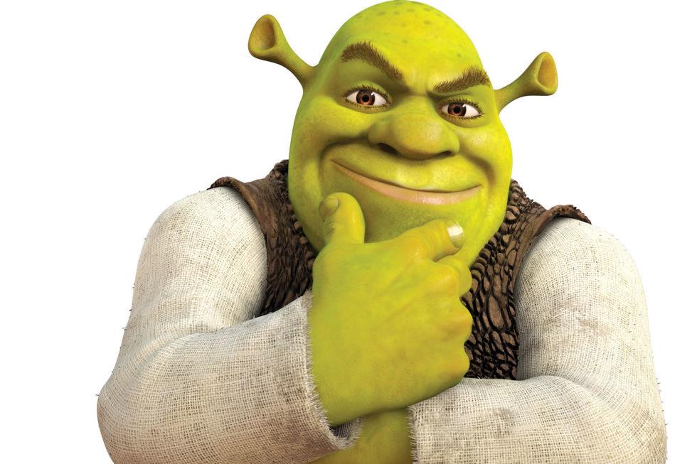 Films: 5 / Total:$3,547,384,012 1. Shrek (2001) -$491,812,7942. Shrek 2 (2004) -$937,008,1323. Shrek the Third (2007) -$807,330,9364. Shrek Forever After (2010) -$756,244,6735. Puss in Boots (2011) -$554,987,477