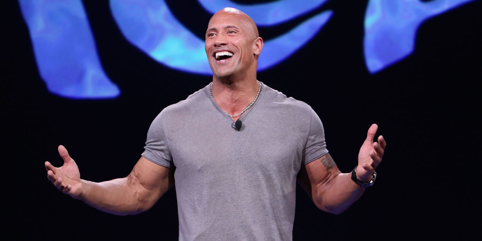 Dwayne Johnson is serious about running for president