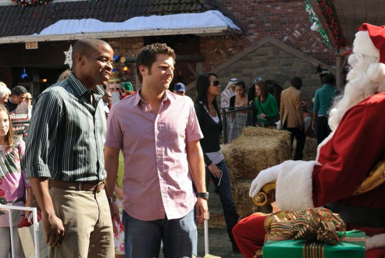 Psych gets reunion movie - Christmas special coming this year